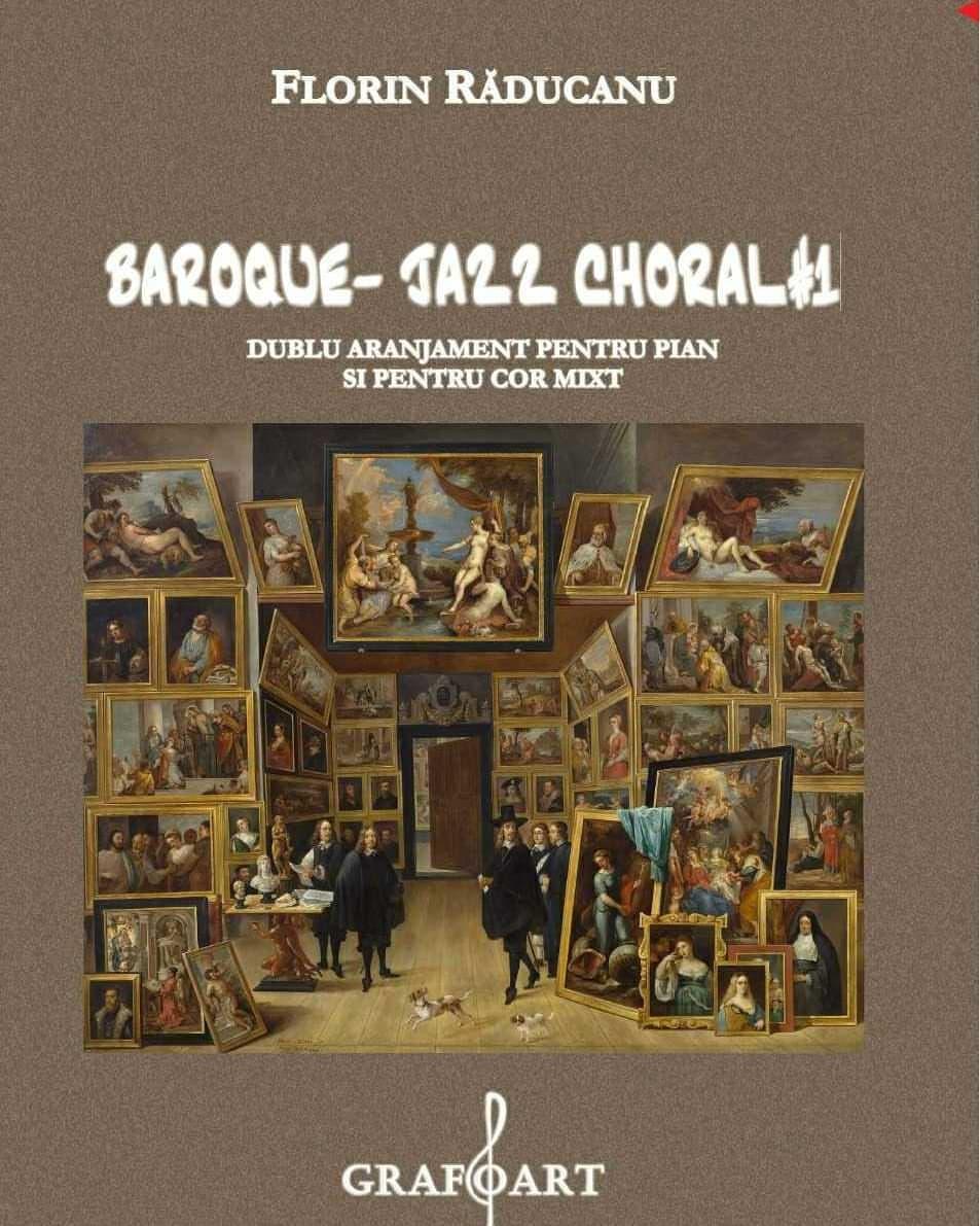 Florin Raducanu-Baroque Jazz Choral #1