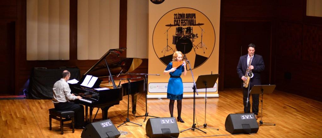 Florin Raducanu Jazz Balance Izmir, Turkey 2016
