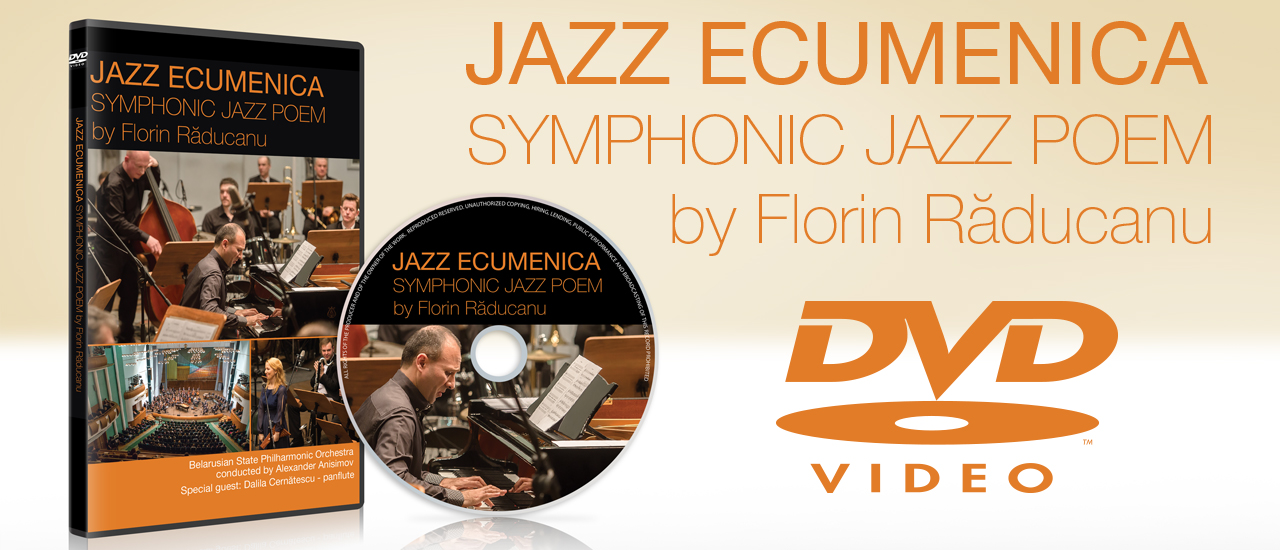 DVD: SYMPHONIC JAZZ POEM