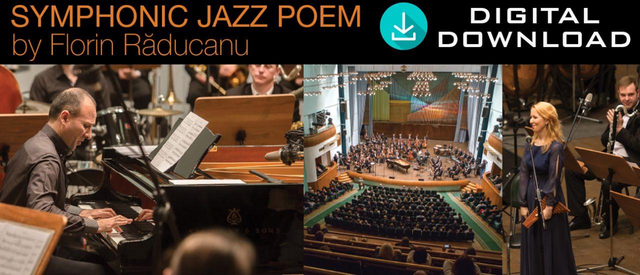 Symphonic Jazz Poem Digital Download