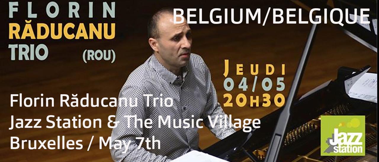 Florin Raducanu Trio in Belgium