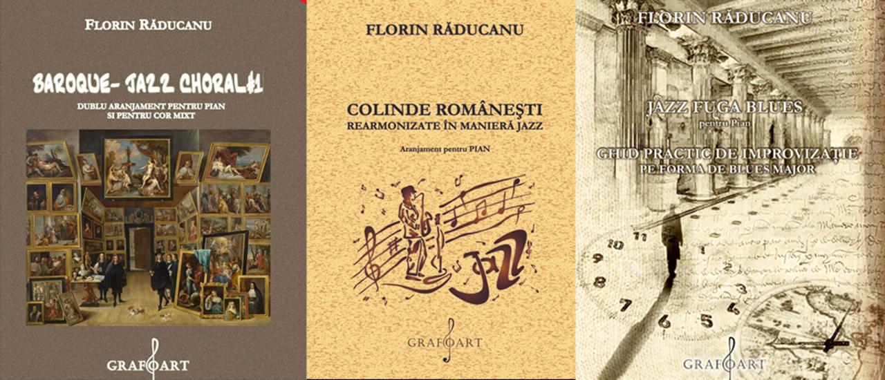 Florin Raducanu Publications