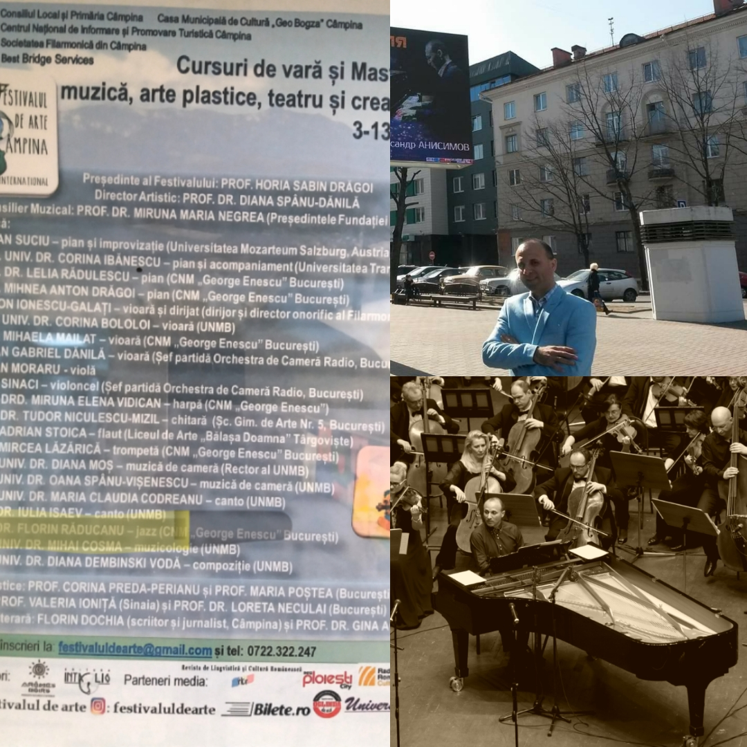 Florin Raducanu-Masterclass