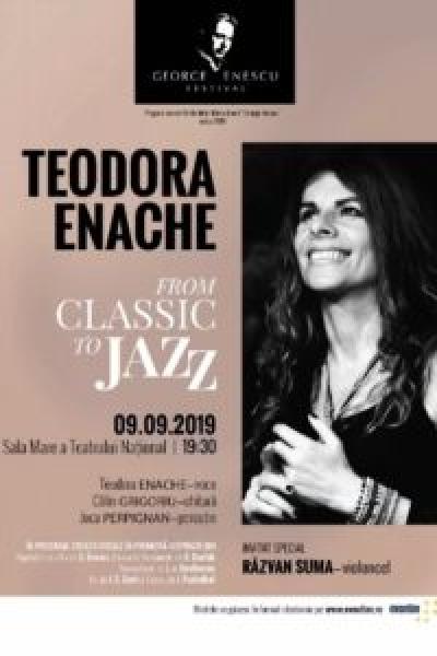 Teodora Enache - From Classic To Jazz