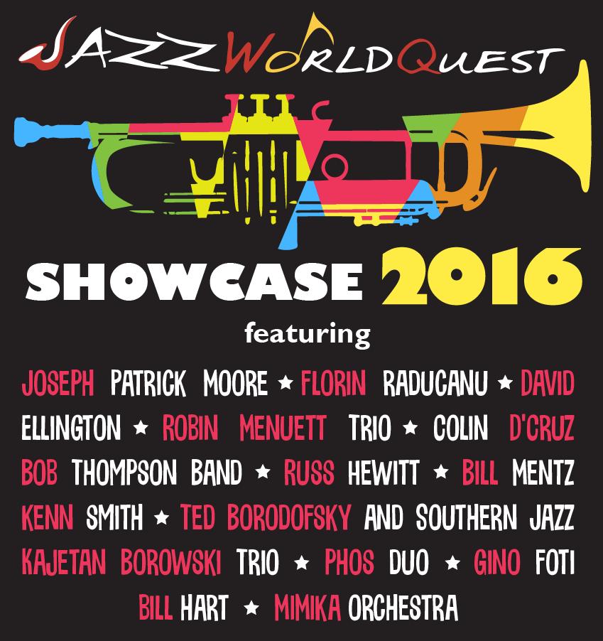 JazzWorldQuest Showcase 2016