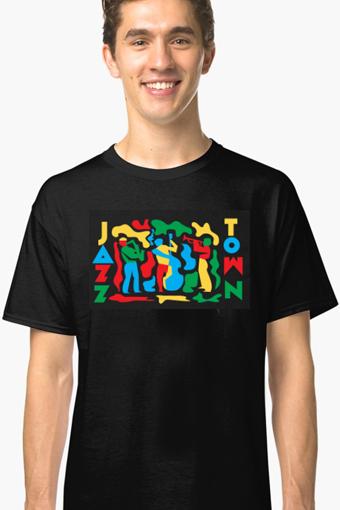 Jazz T-shirts