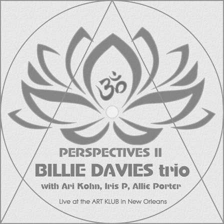BILLIE DAVIES trio