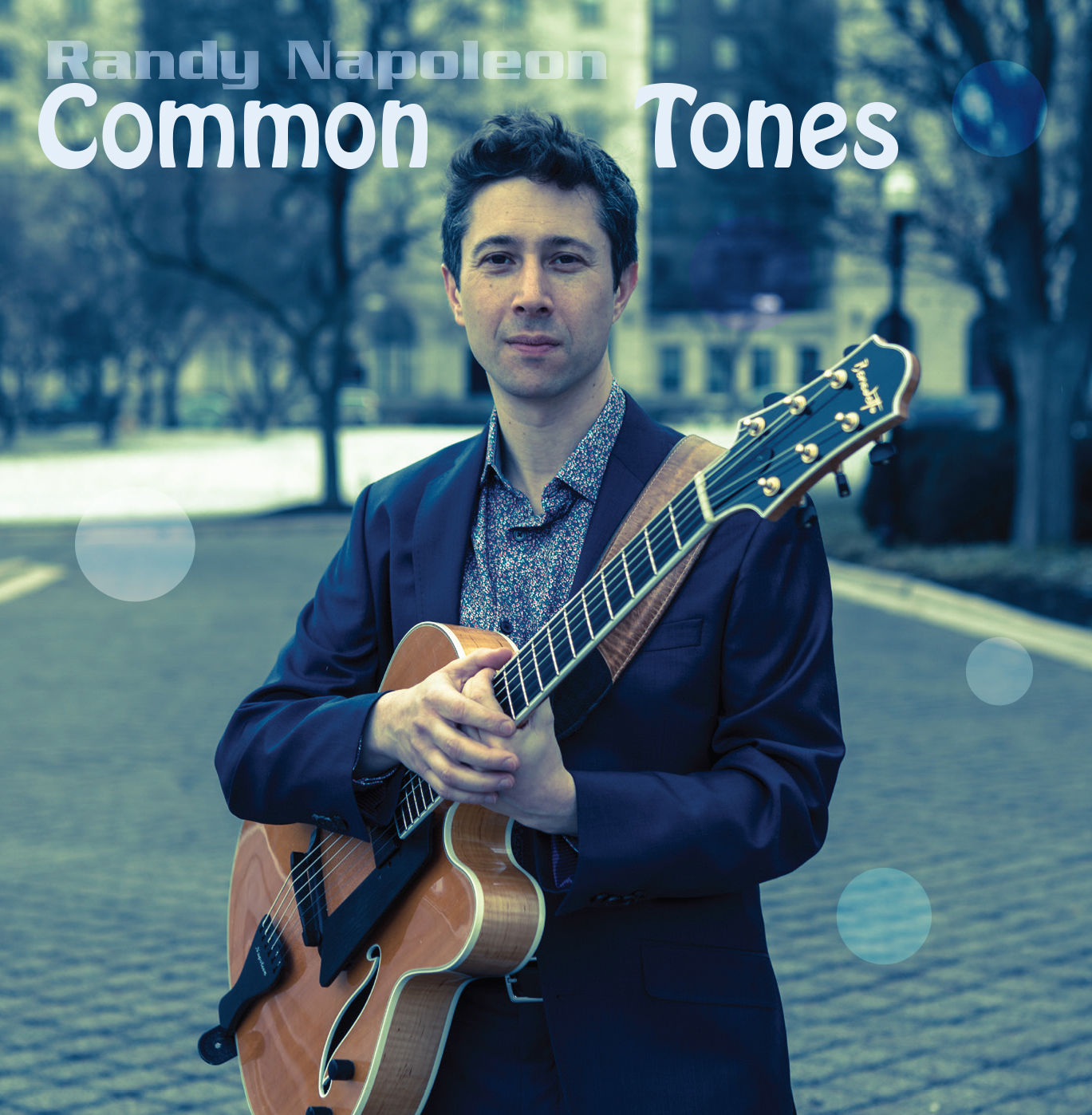 Randy Napoleon-Common Tones