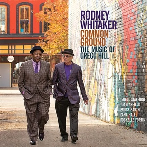 Rodney Whitaker - Common Ground