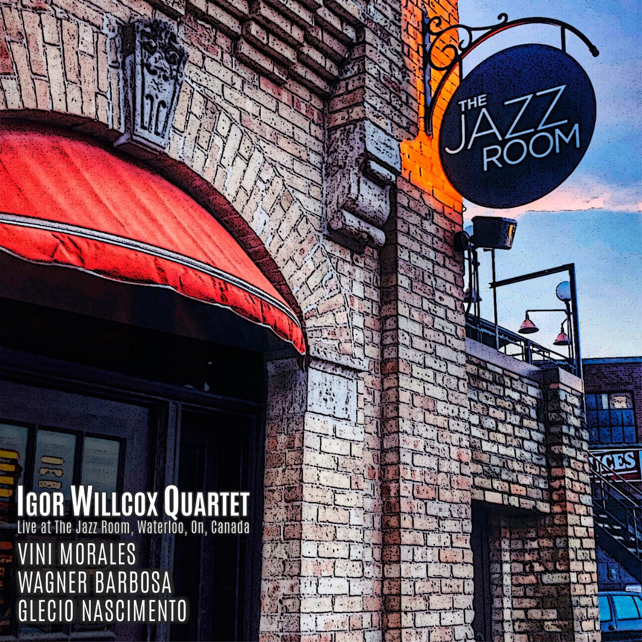 Igor Willcox Quartet - Live at The Jazz Room