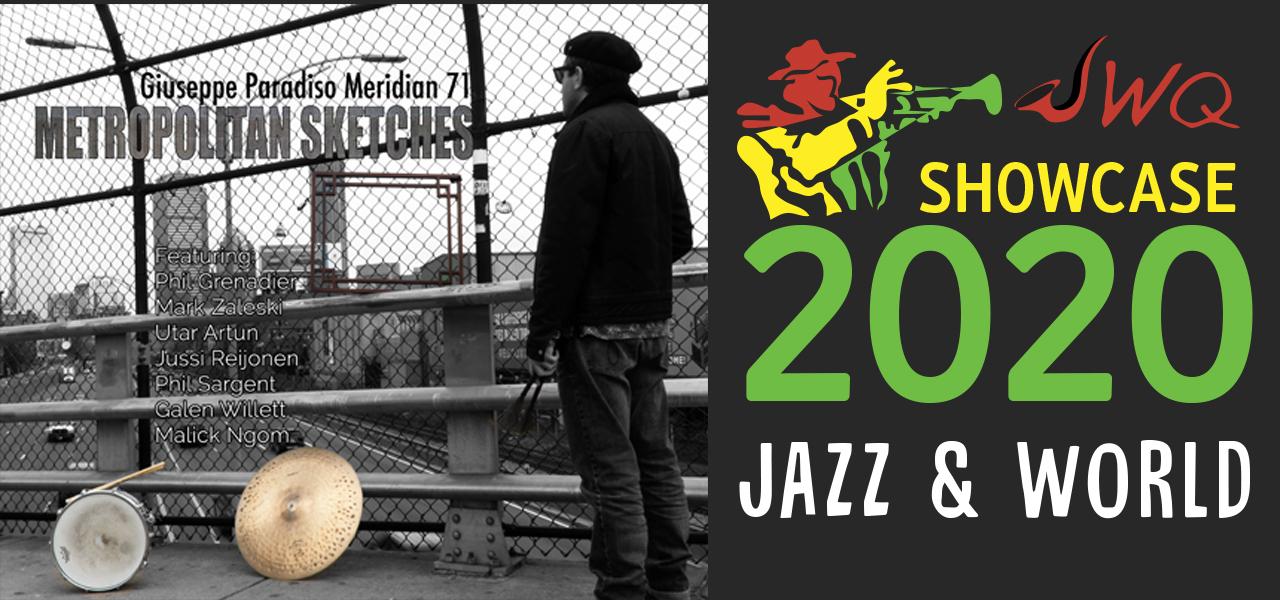 JazzWorldQuest Showcase 2020