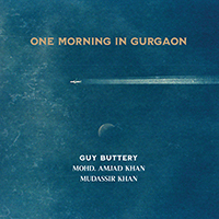 Guy Buttery-One Morning in Gurgaon200